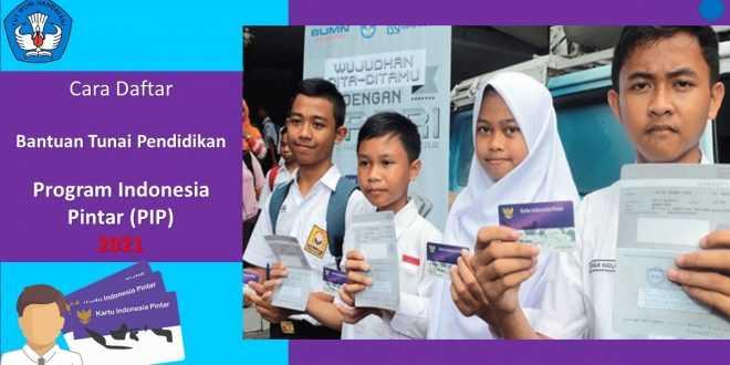 Bantuan Program Indonesia Pintar