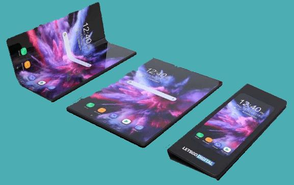 Layar Android Fleksibel
