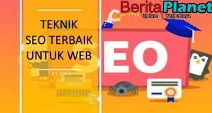 Teknik SEO Terbaik Untuk WEB