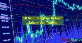 10 Grub Telegram untuk belajar mengenai saham dan Trading