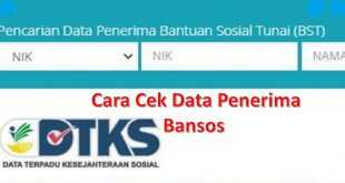 17,4 juta orang menerima bantuan sosial, silakan kunjungi dtks.kemensos.go.id untuk melihat data penerima