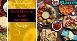 Resep Makanan Yang cocok di Bulan Ramadhan