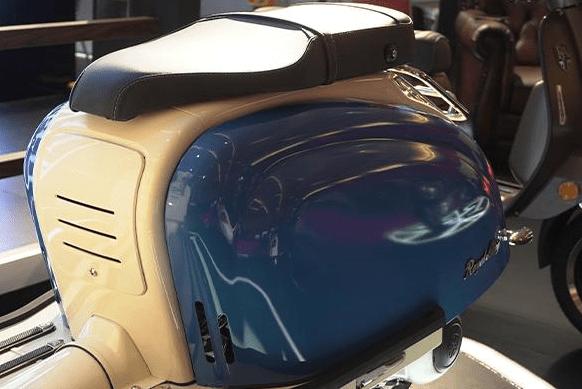 Spesifikasi detail Royal Alloy TG300S, pesaing Vespa GTS 300