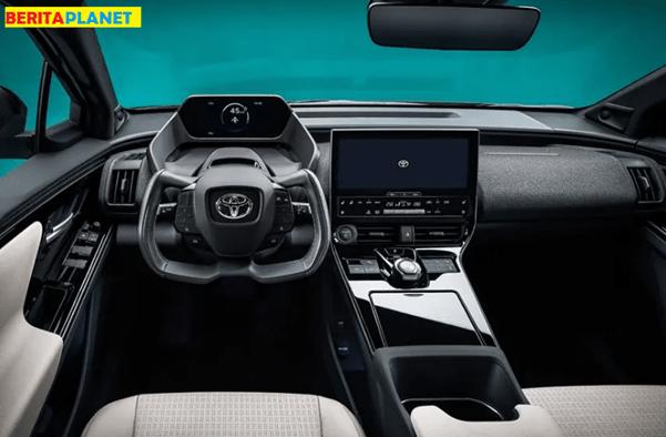 Konsep Toyota bZ4X menjadi SUV listrik pertama Toyota
