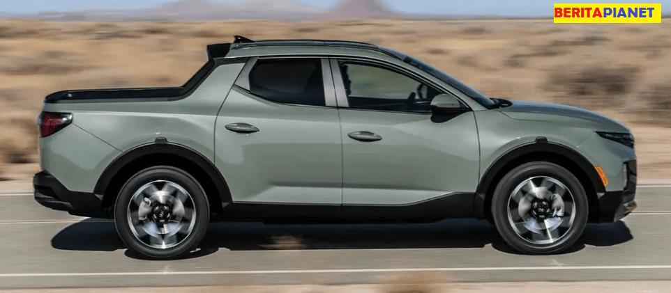 Hyundai Santa Cruz, kabin ganda bergaya SUV modern