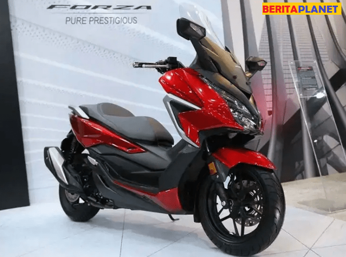 Honda Forza Diskon 12 Jutaan : Ragam Promo Honda di IIMS Hybrid 2021