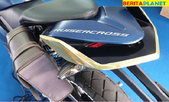 Sepeda motor listrik Jakarta-Anubis Cruisercross diluncurkan pada Senin