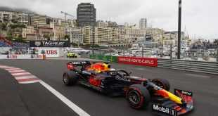 Hasil Kualifikasi F1 GP Monaco