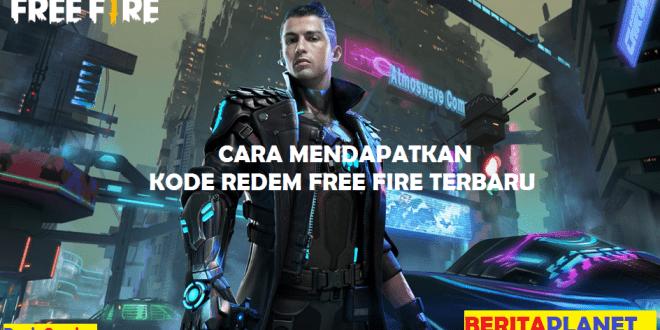 Cara Mendapatkan kode redeem free fire